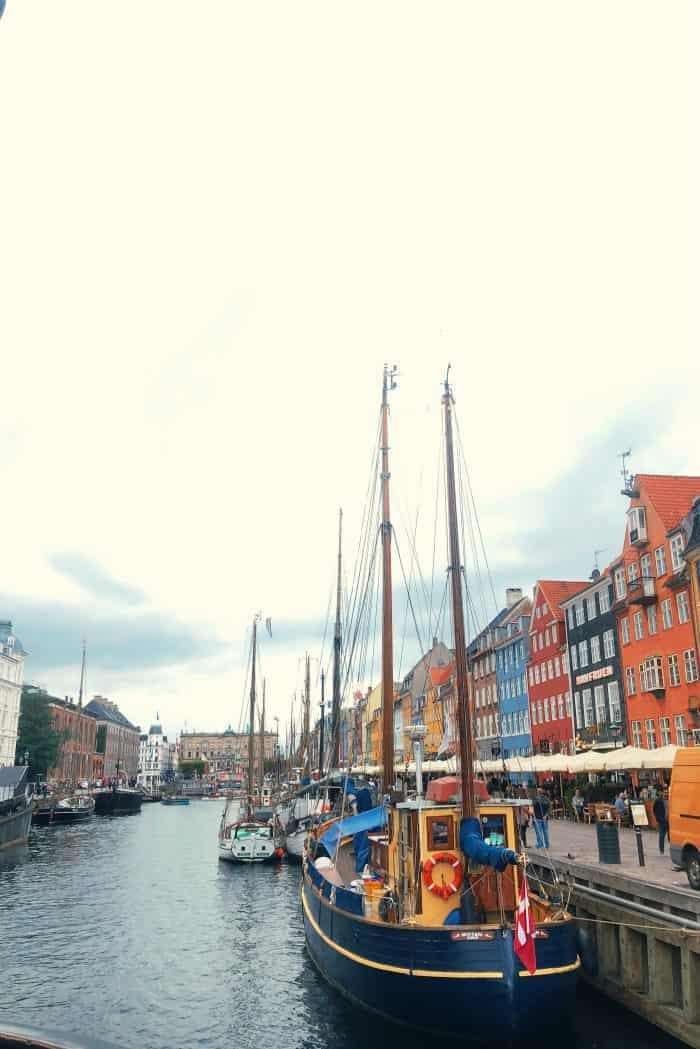 Homeland Viking Cruise Denmark Excursions - canal