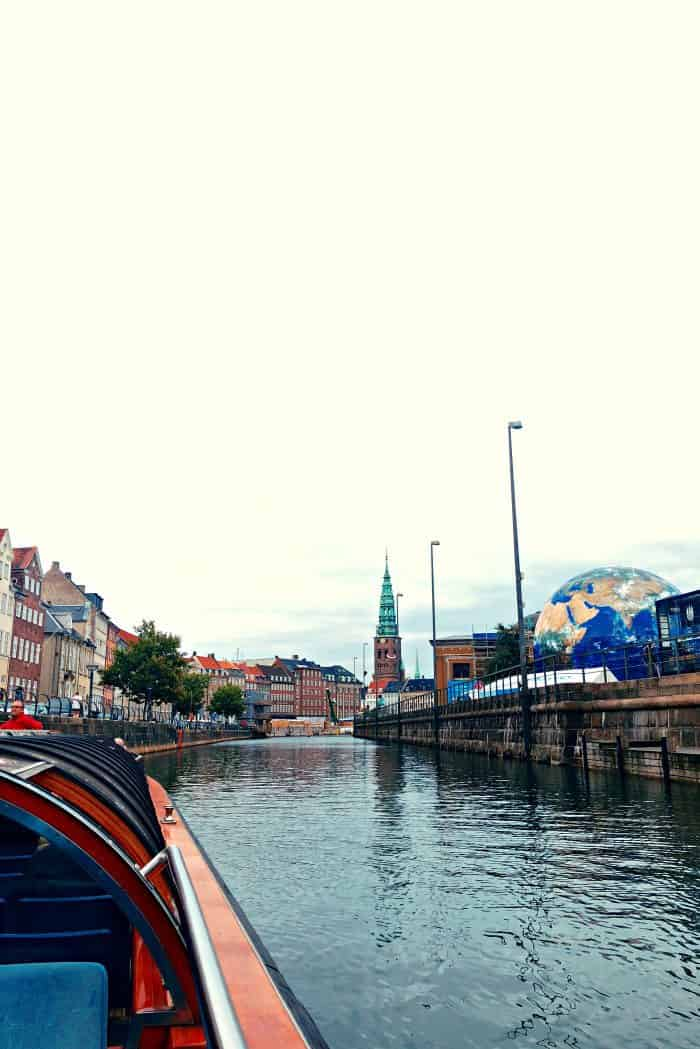 Homeland Viking Cruise Denmark Excursions - canal tour