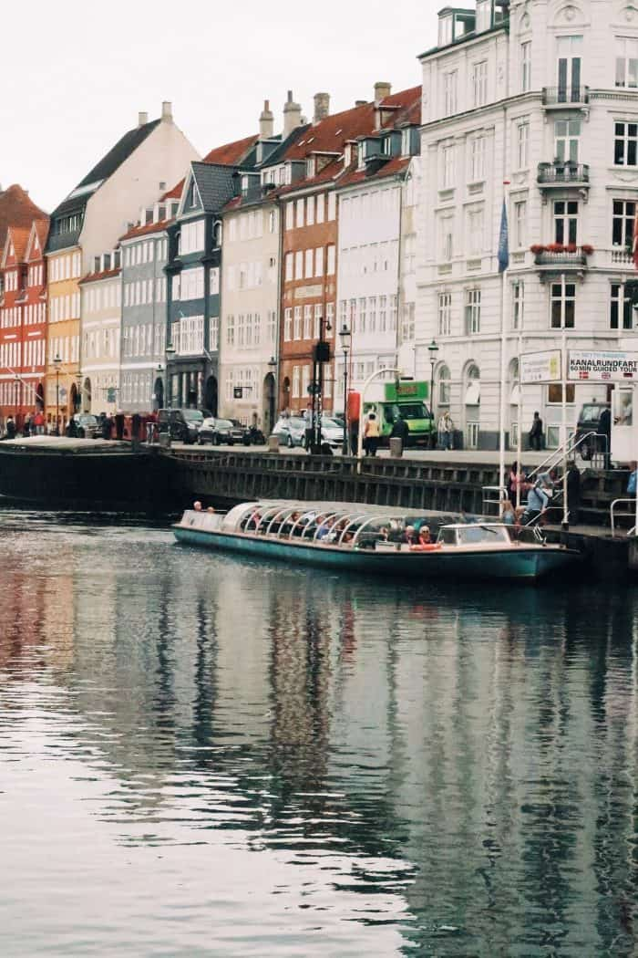 Homeland Viking Cruise Denmark Excursions - city