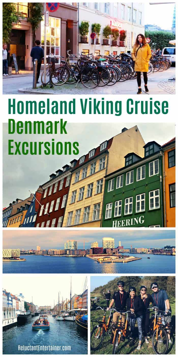 Homeland Viking Cruise Denmark Excursion
