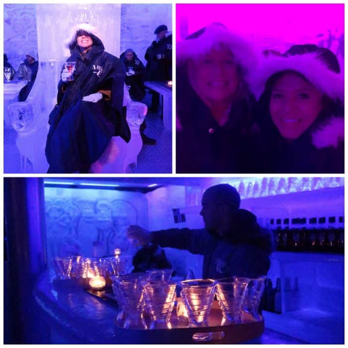 Homelands Viking Cruise Excursions Norway - Bergen ice bar