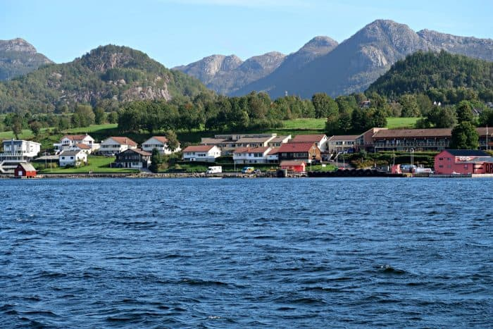 Homelands Viking Cruise Excursions Norway - scenery
