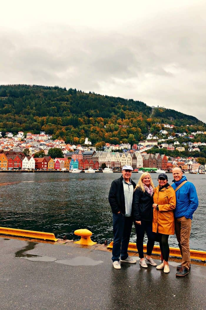 Homelands Viking Cruise Excursions Norway - tour Bergen
