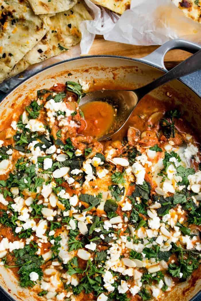 Best Eggs Poached in Tomato (Shakshuka)