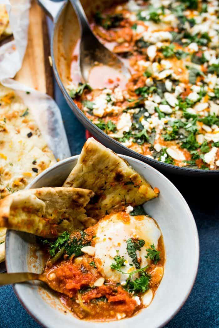 Best Eggs Poached in Tomato (Shakshuka) Recipe