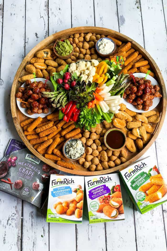 Best Epic Easter Entertaining Snack Board