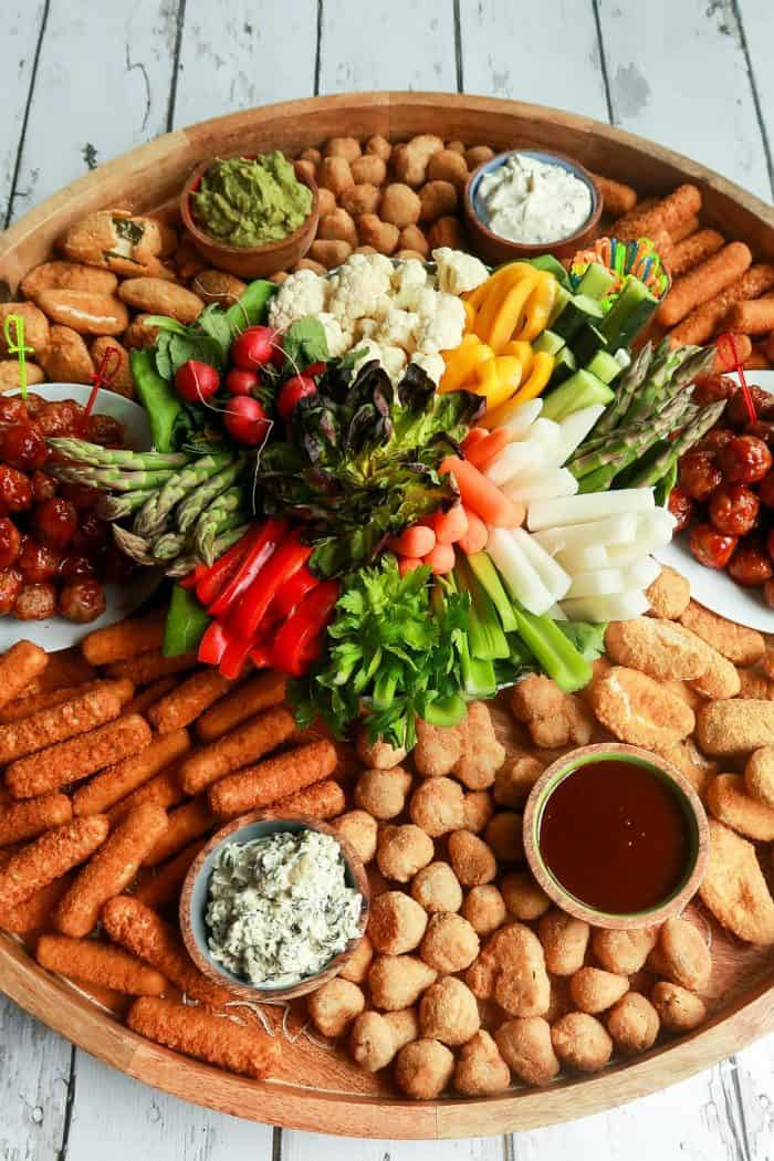 Tasty Epic Easter Entertaining Snack Board