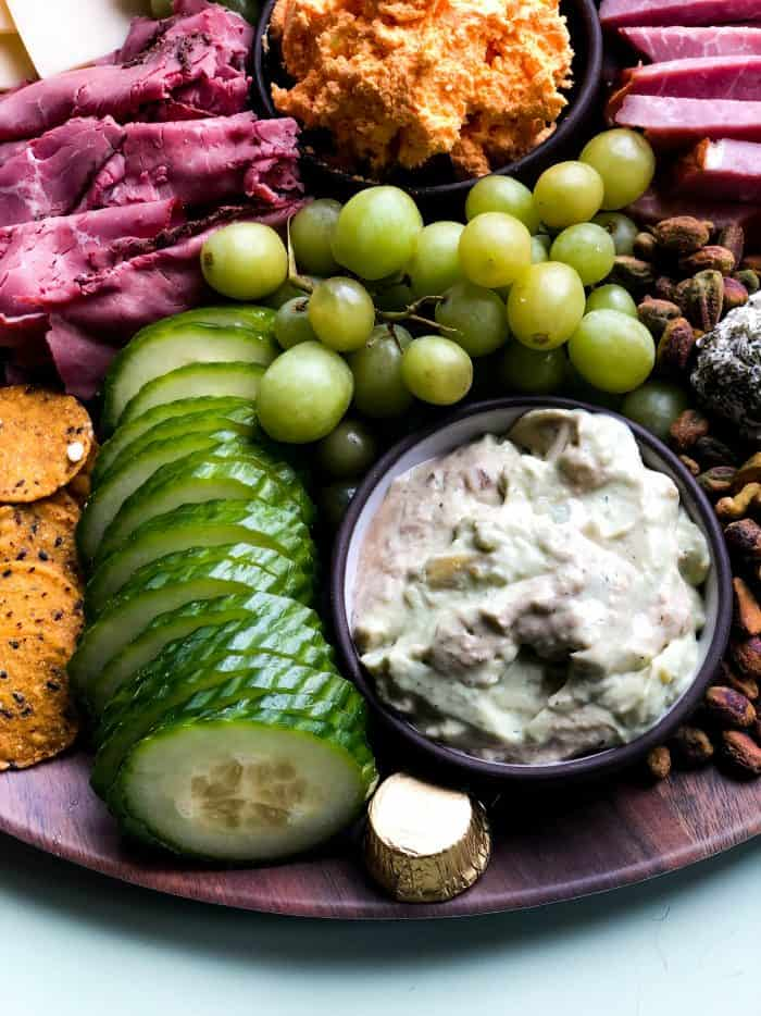 Best St. Patrick's Day Snack Board Recipe