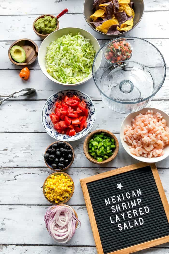 Mexican Shrimp Salad Recipe