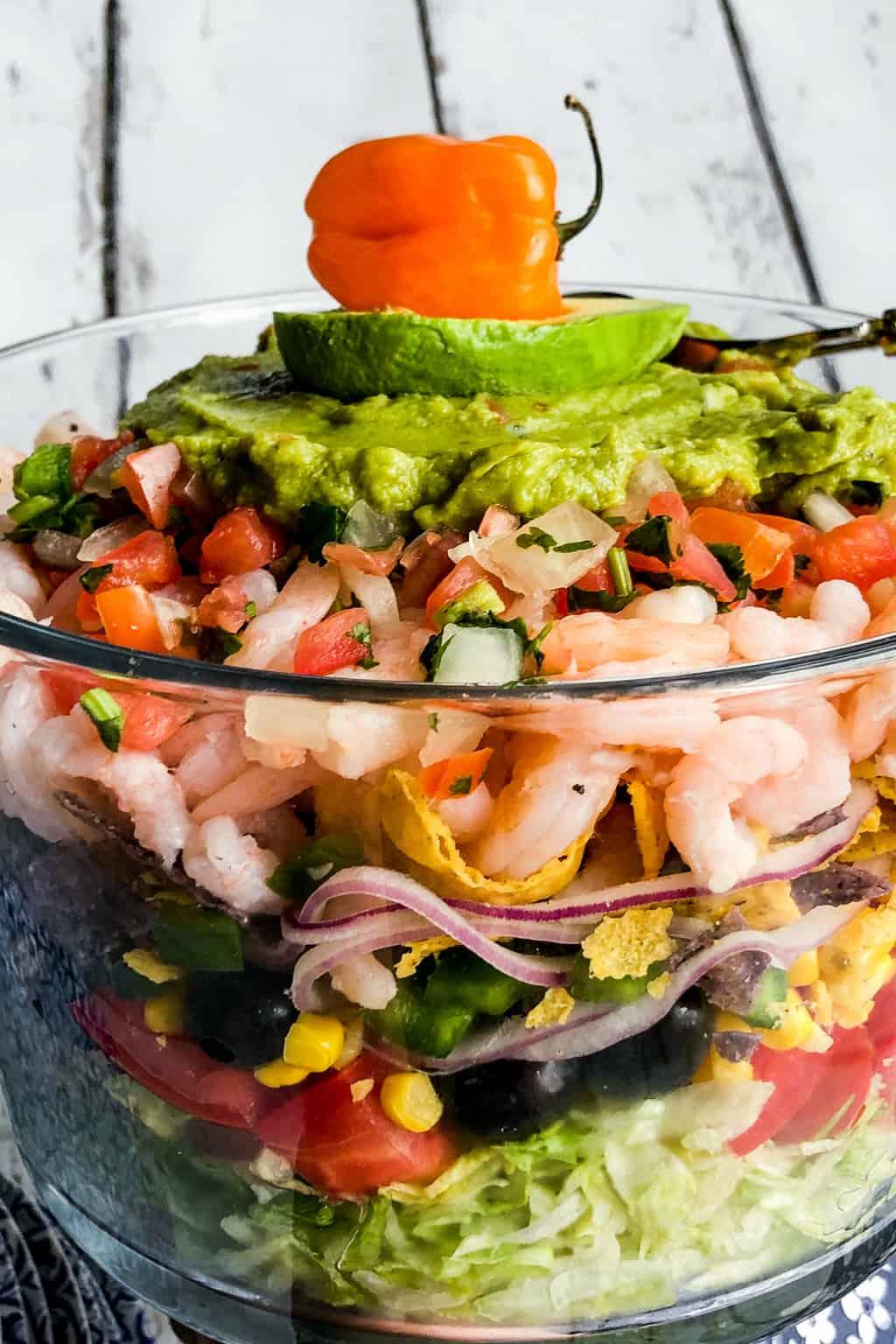 Shrimp Salad Recipe Mexican