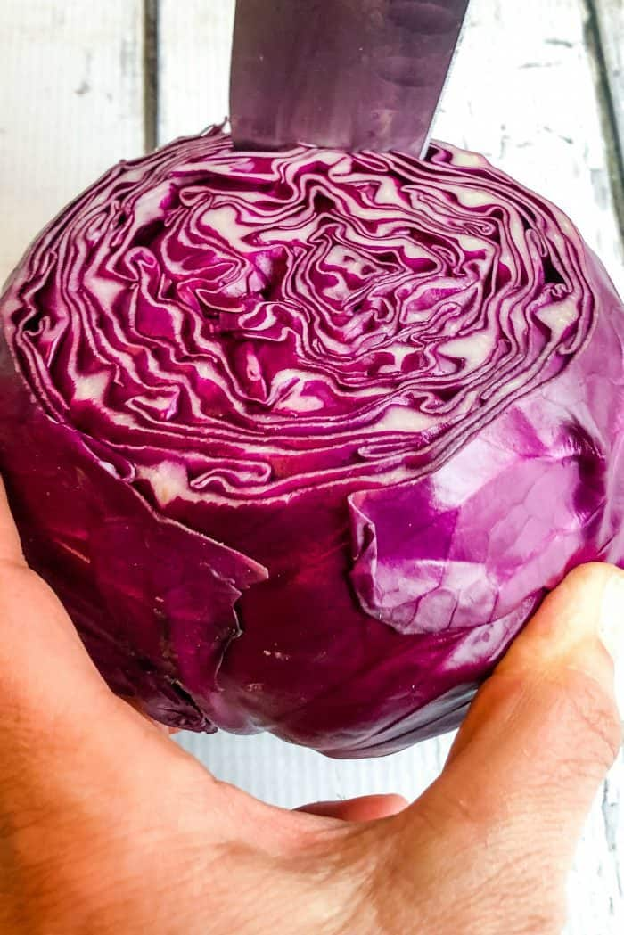 How to make a cabbage bowl