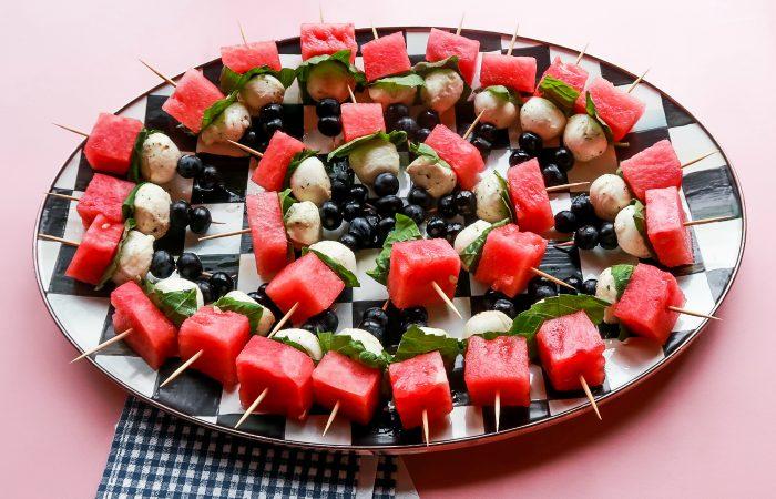 Best Easy Watermelon Skewers Recipe