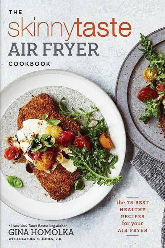 cover of the Skinnytaste Air Fryer Cookbook
