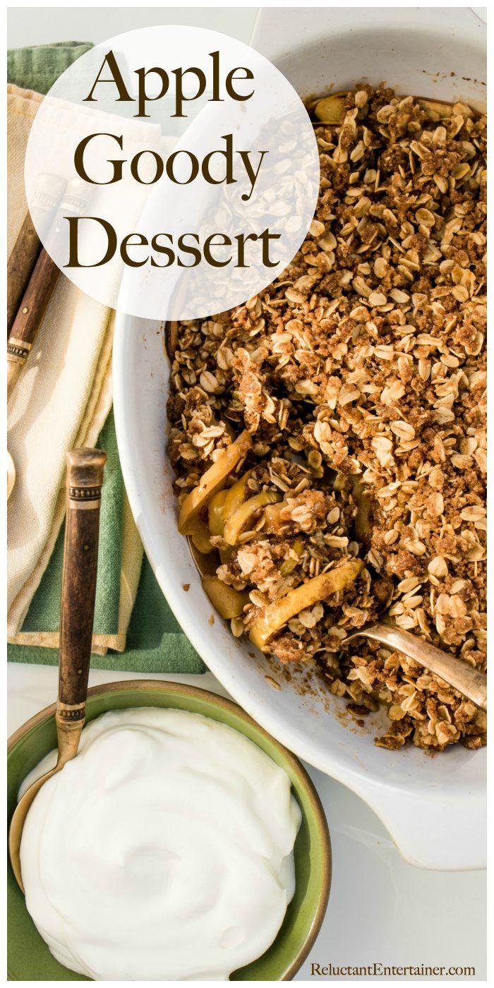 Apple Goody Dessert
