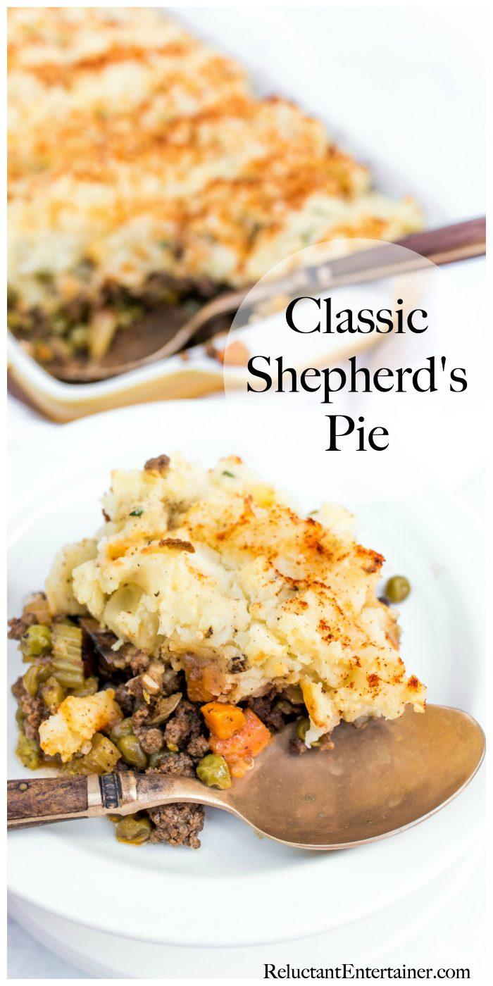 Classic Shepherd's Pie Recipe