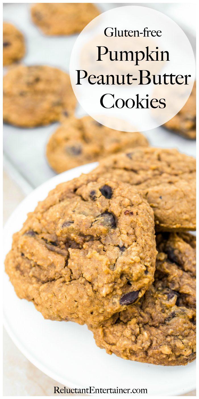 Gluten-Free Pumpkin Peanut Butter Cookies Recipes