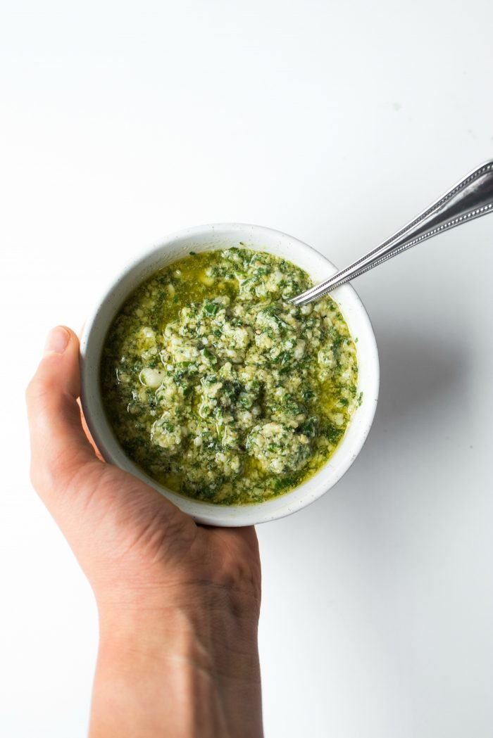 Best Basil Tarragon Pesto Recipe