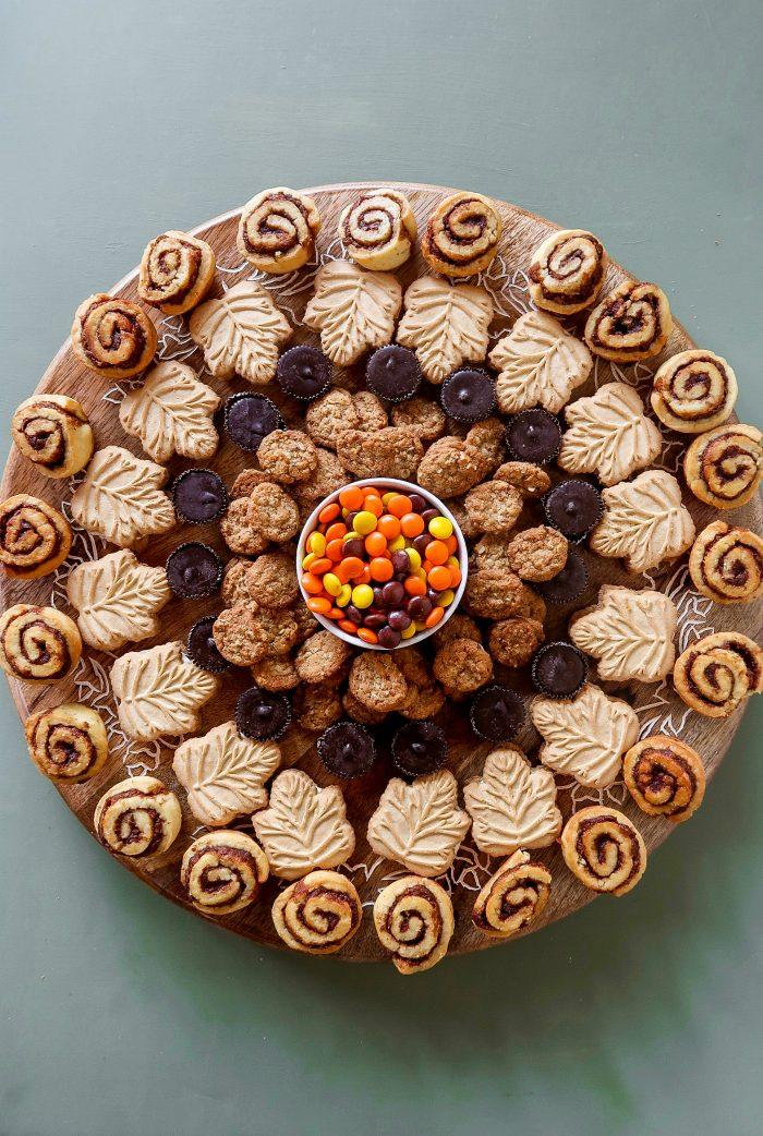 Fall Dessert Board LIST