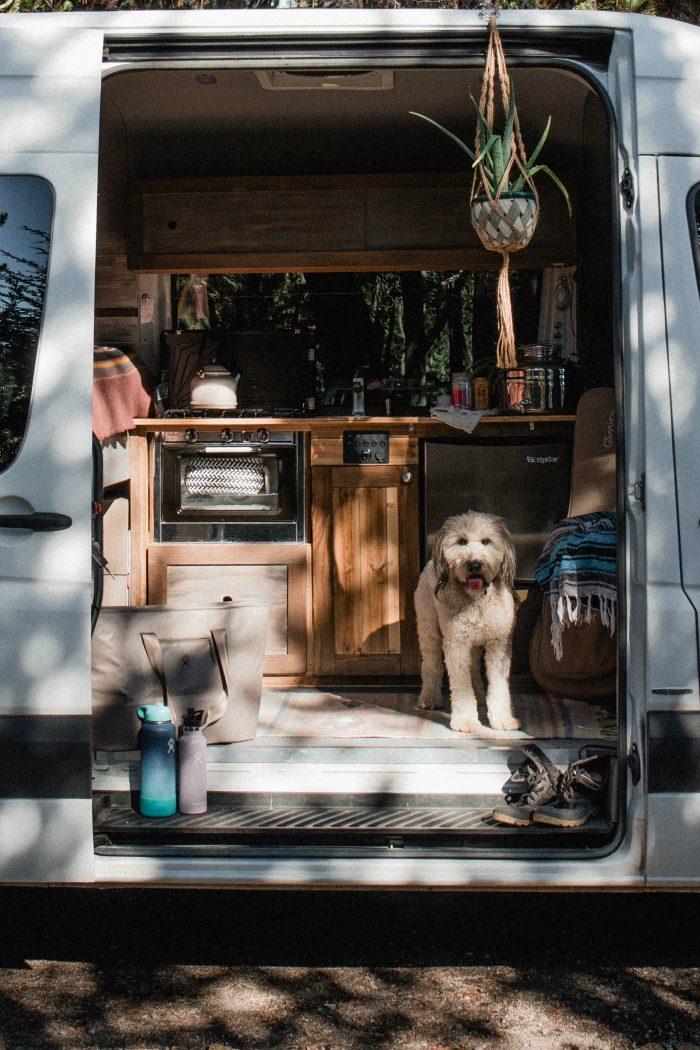 Best Sprinter Van Conversion: The Kitchenette