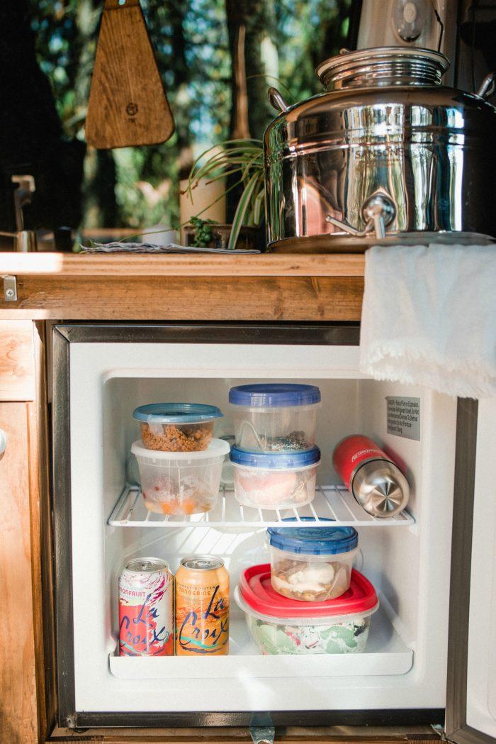 Best Sprinter Van Conversion: The fridge