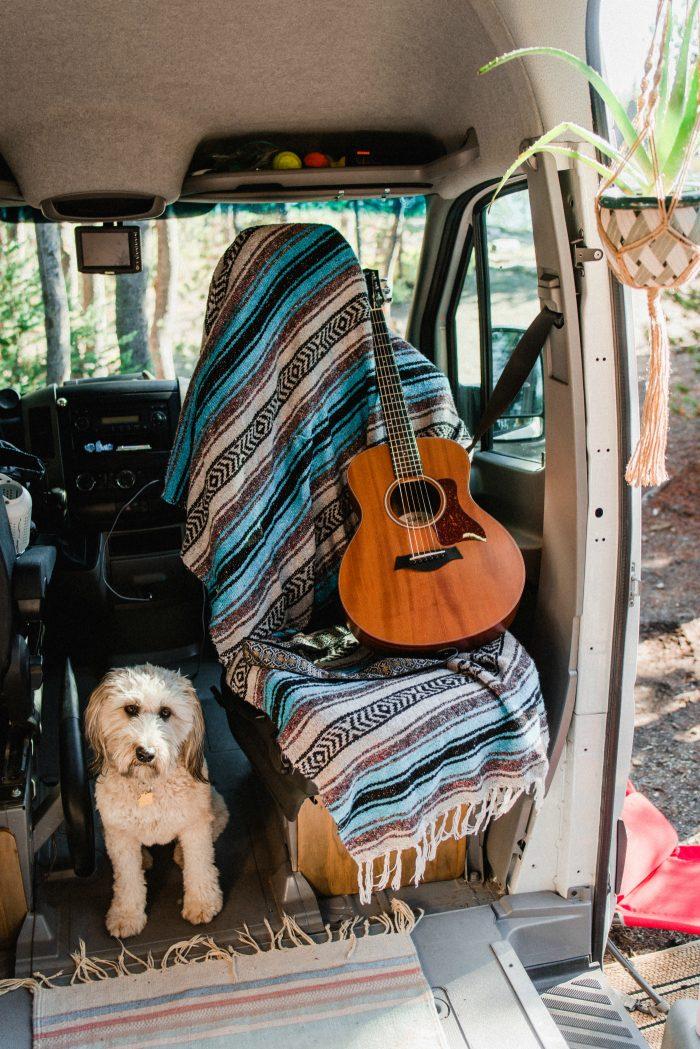 Best Sprinter Van Conversion: swivel seats