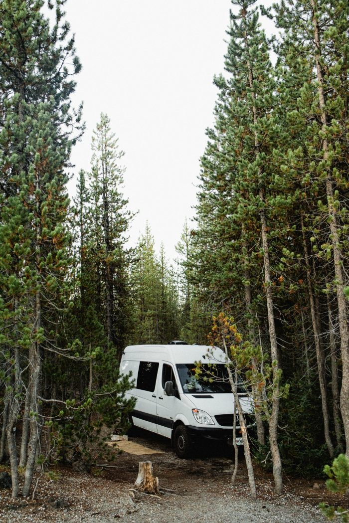 VAN: Best Sprinter Van Conversion: The Kitchenette