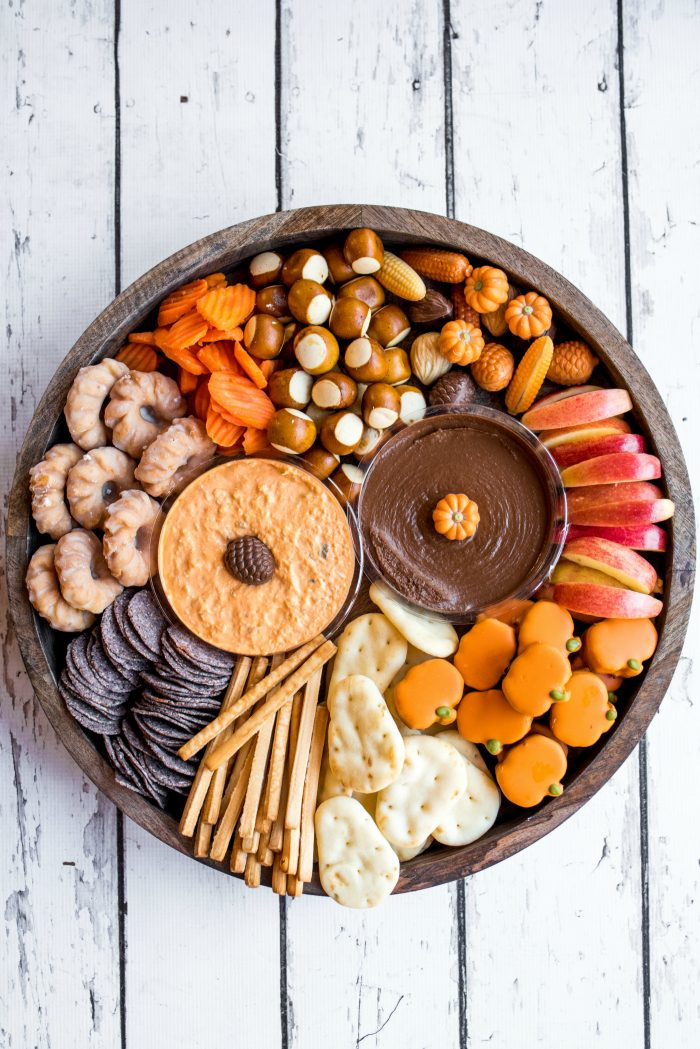 TASTY Sweet and Savory Harvest Snack Board