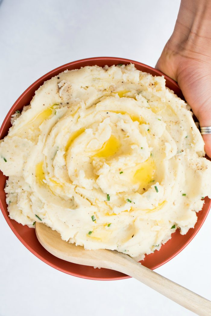 TASTY Basic Mashed Potatoes Recipe