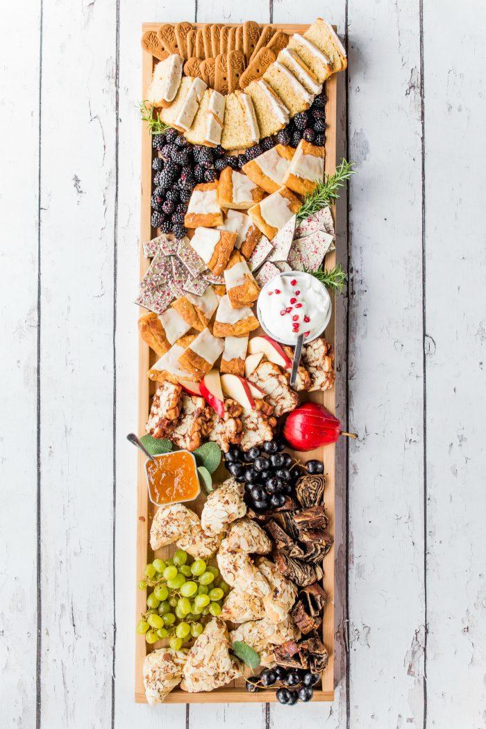 EASY EPIC Christmas Dessert Board