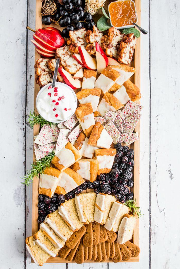 DELISH EPIC Christmas Dessert Board