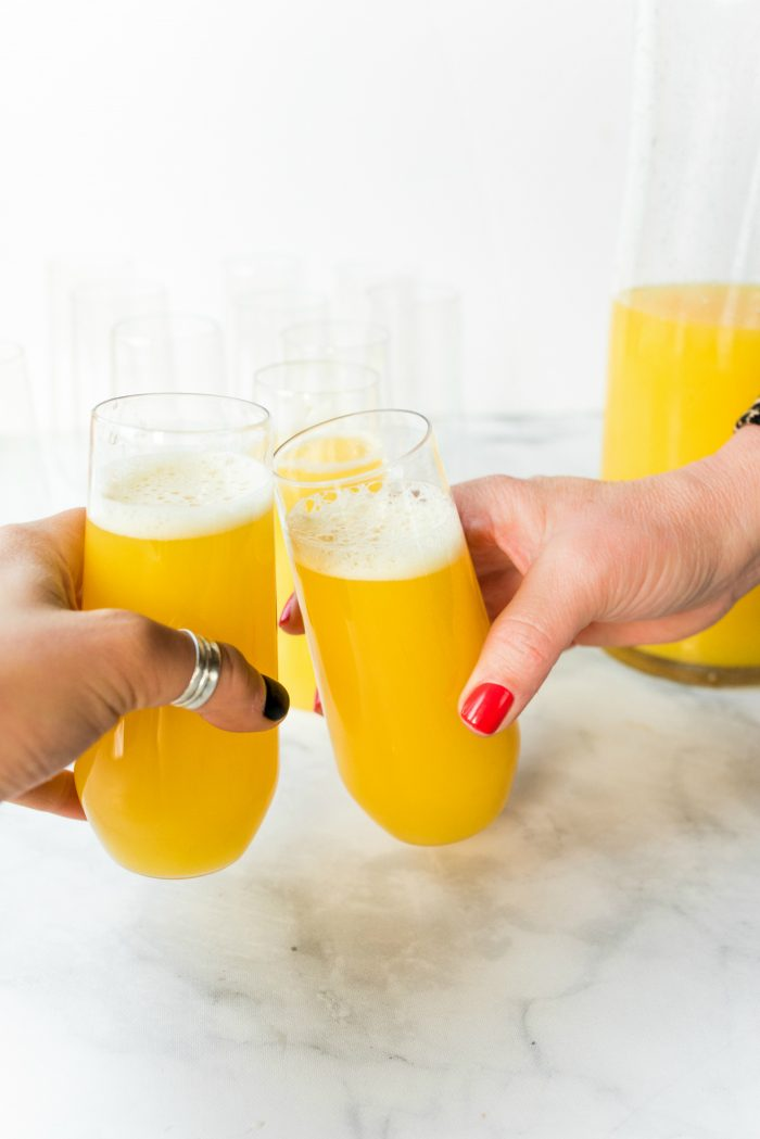 Mimosa - CHEERS!