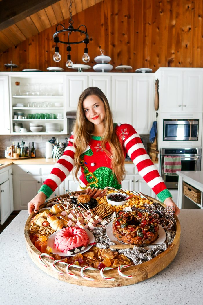 Ugly Sweaters Charcuterie Board Recipe