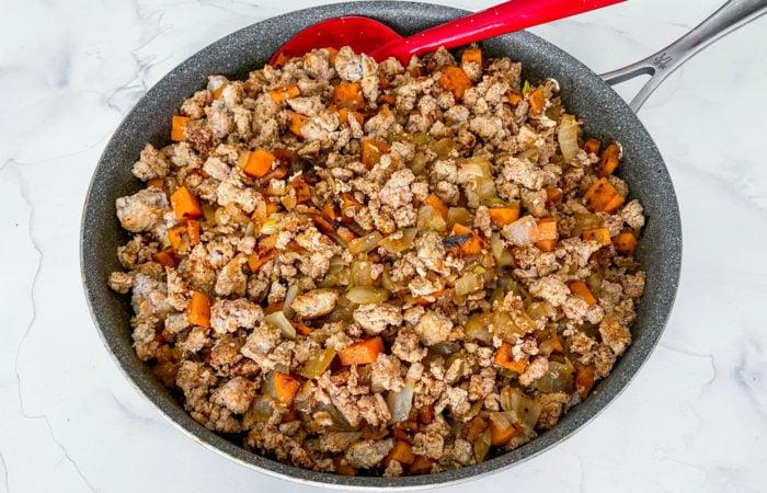 Best Ground Turkey Sweet Potato Meat