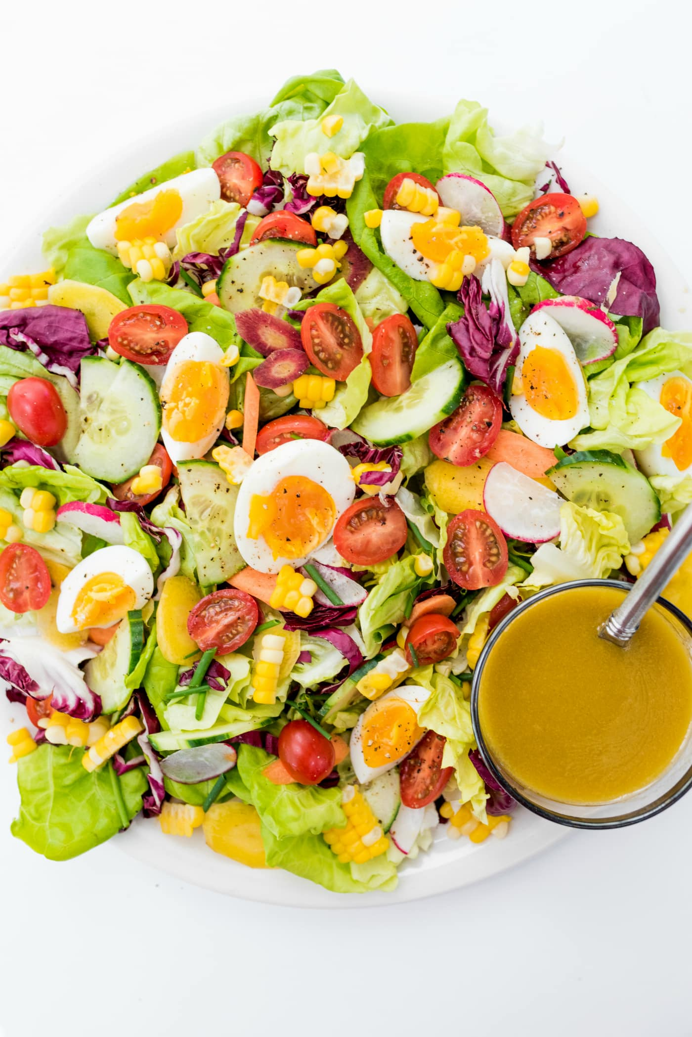 Salad Recipes With Lettuce