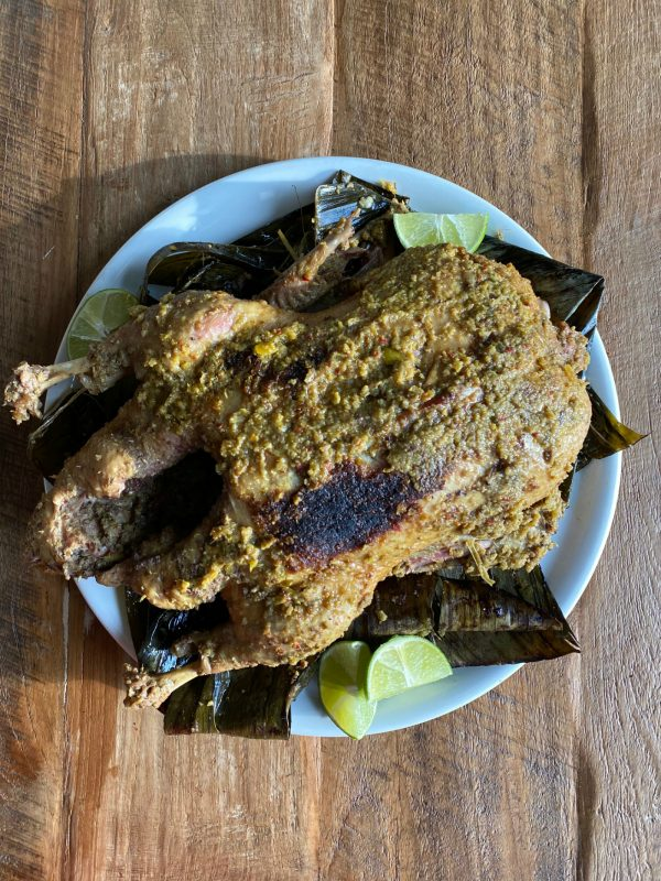 Bebek Betutu (Balinese Roast Duck)