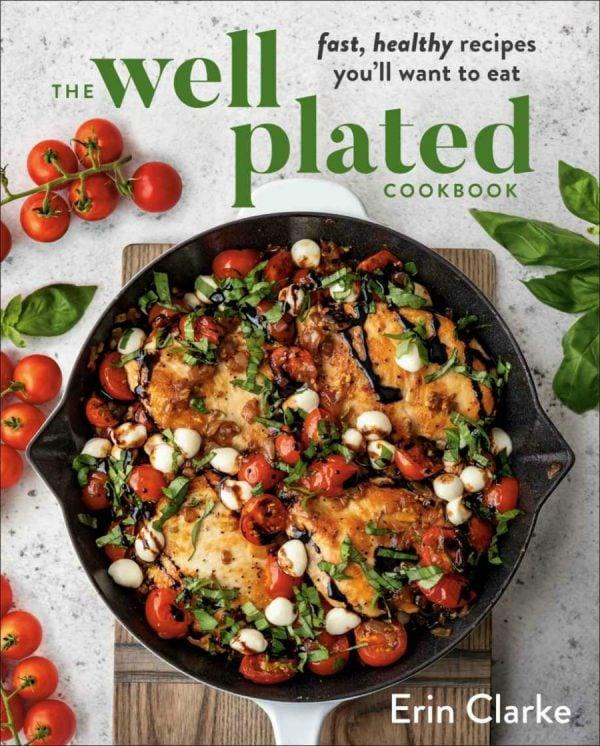a cookbook by erin clarke