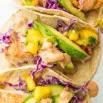 mahi mahi tacos with chipotle