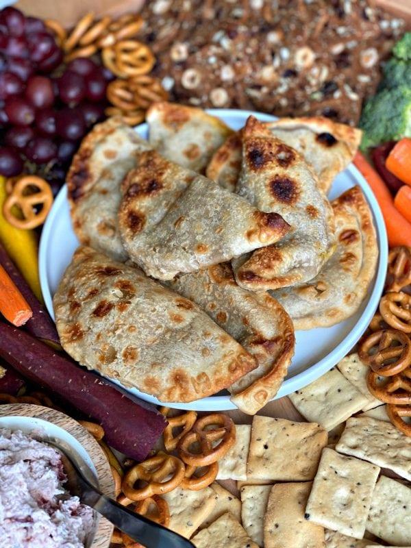 Pumpkin Empanadas from Trader Joe's