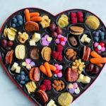 Heart Box Snack Tray