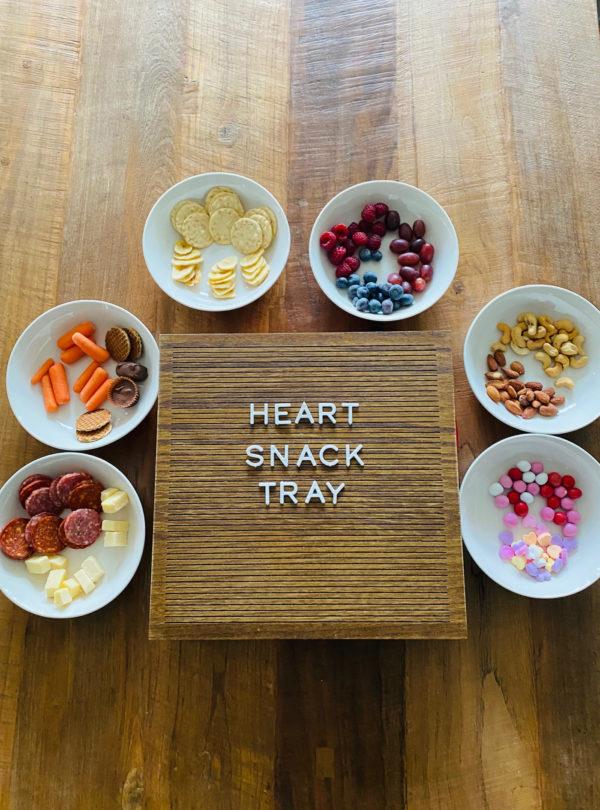 Heart Box Snack