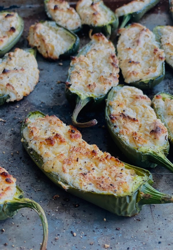 baked Poppers