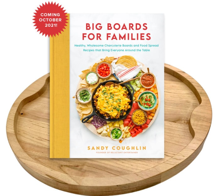 Big Boards for Families book cover