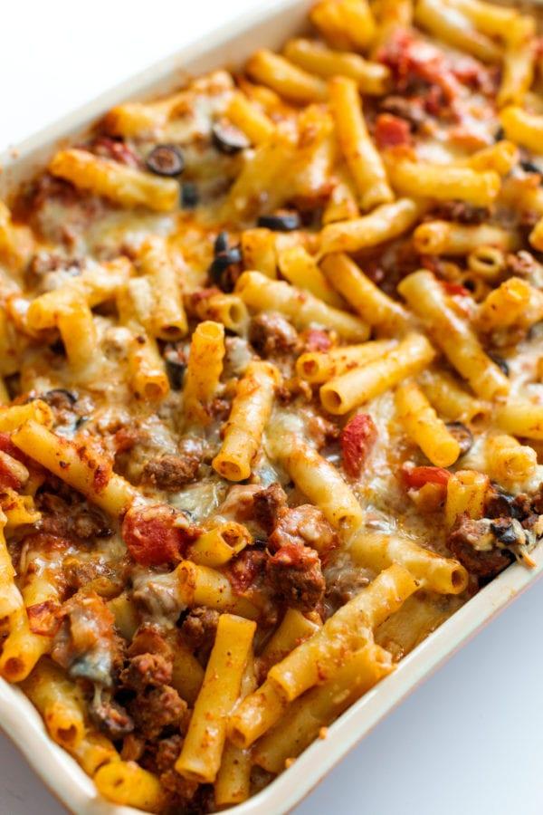 cheesy Best Italian Pasta Bake
