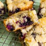 plump Blueberry Kuchen
