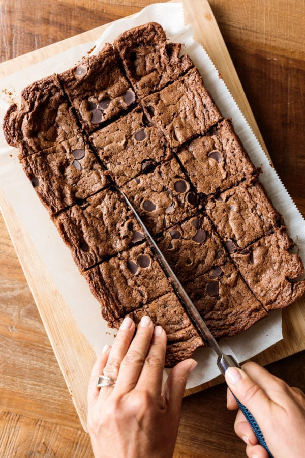 Mexican Chocolate Brownies Recipe