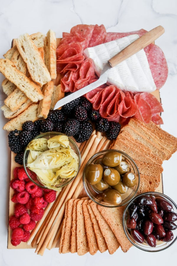 Epic Charcuterie Board for Two