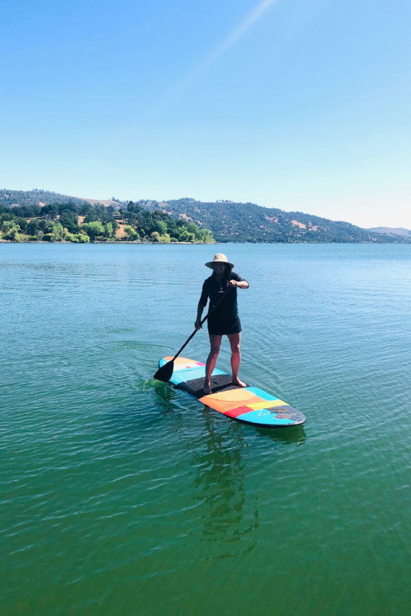 paddle board Clear Lake, CA
