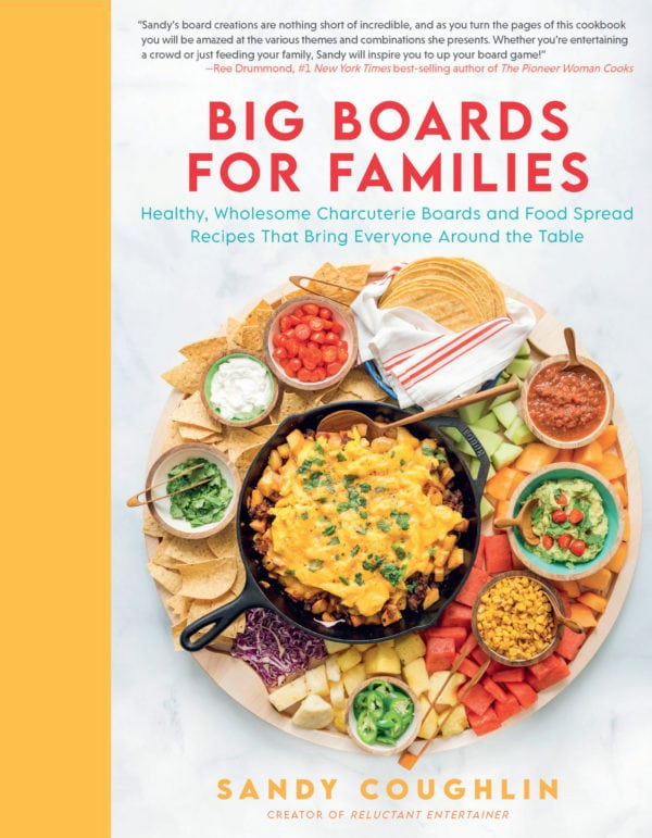 Big Boards for Families by Sandy Coughlin