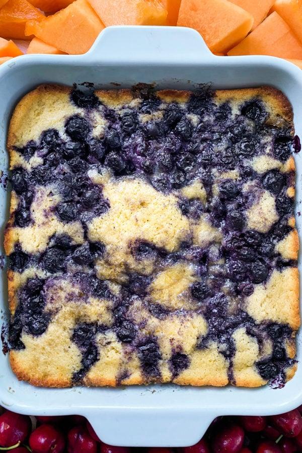 blueberr buttermilk cale