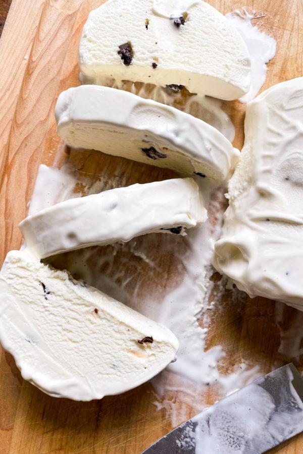 how to make a Slice Cream Sundae
